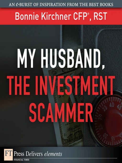 My Husband, the Investment Scammer (eBook)