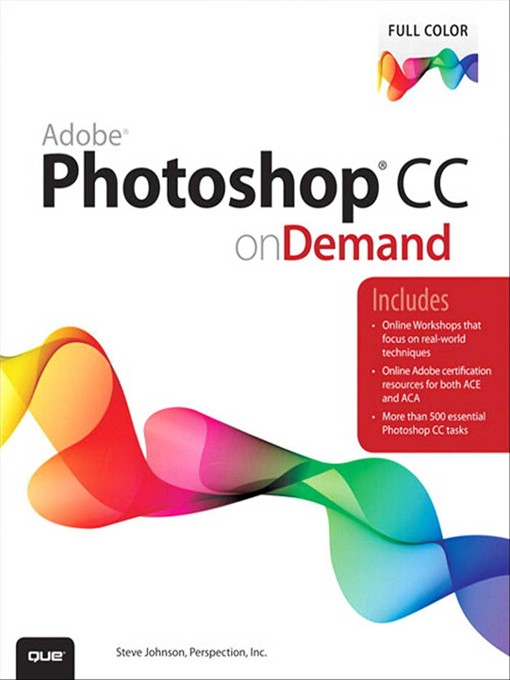 Adobe Photoshop CC on Demand (eBook)
