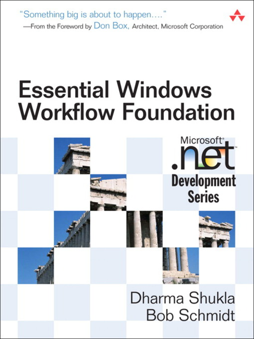 Essential Windows Workflow Foundation: With Examples in C# and .NET (eBook)