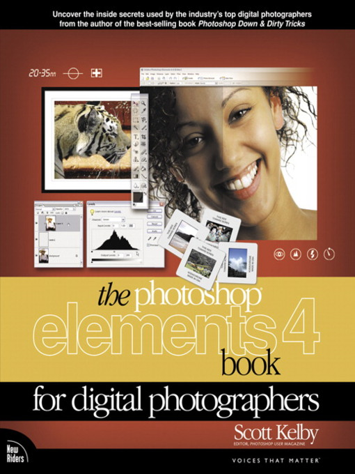 The Photoshop Elements 4 Book for Digital Photographers (eBook): Real-Time Research on the Web