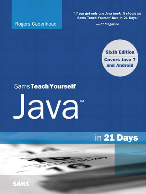 Sams Teach Yourself Java in 21 Days (eBook): Covering Java 7 and Android