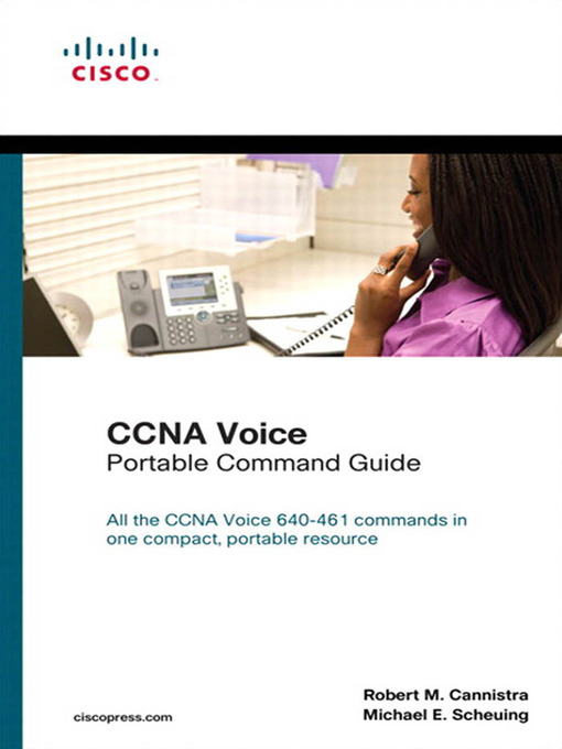 CCNA Voice Portable Command Guide (eBook): An Asia Pacific Perspective, 2/e