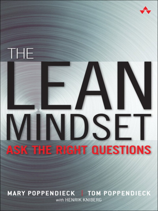 The Lean Mindset (eBook): Ask the Right Questions