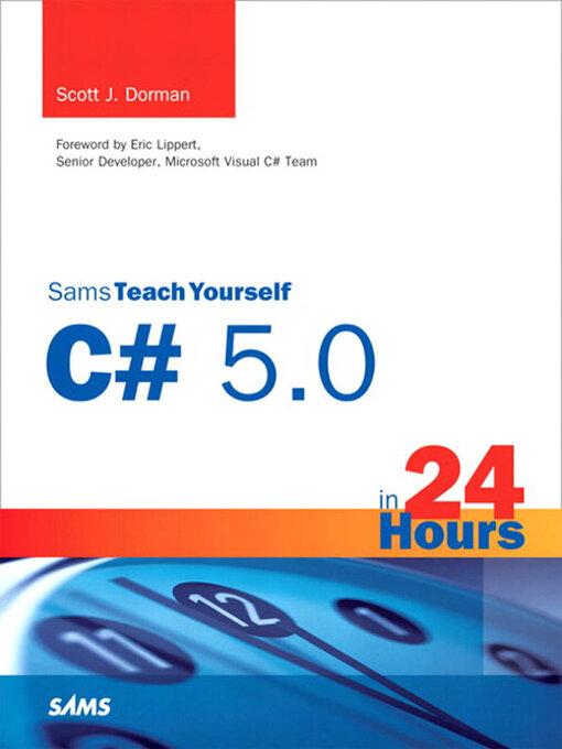 Sams Teach Yourself C# 5.0 in 24 Hours (eBook)