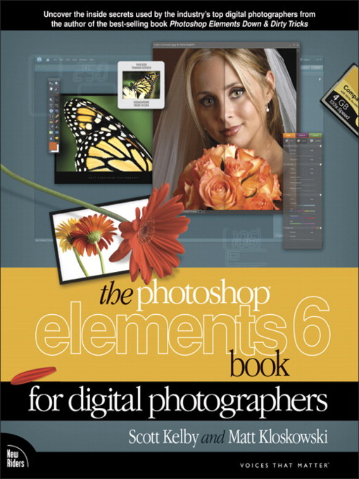 The Photoshop® Elements 6 Book for Digital Photographers (eBook)