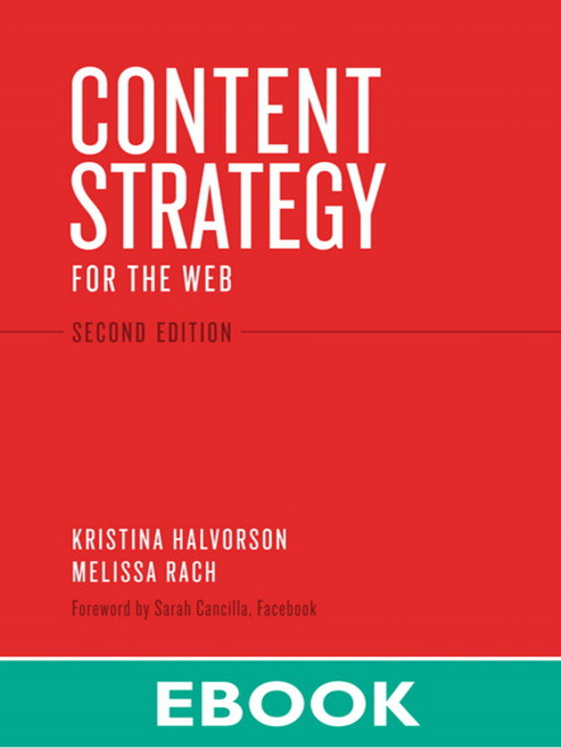 Content Strategy for the Web (eBook)