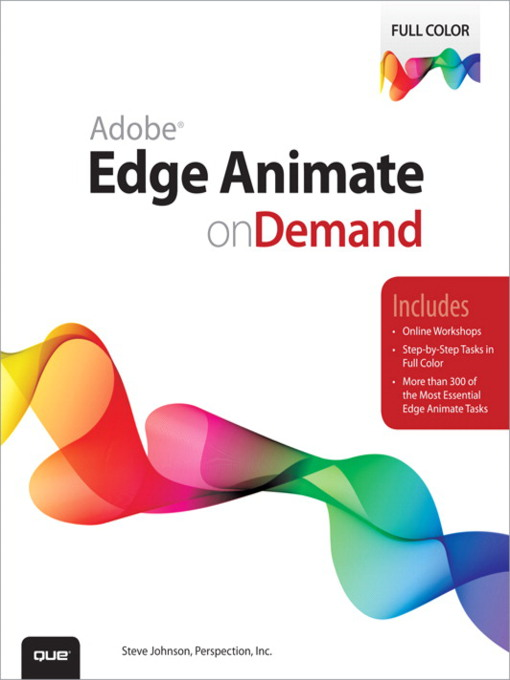Adobe Edge Animate on Demand (eBook)