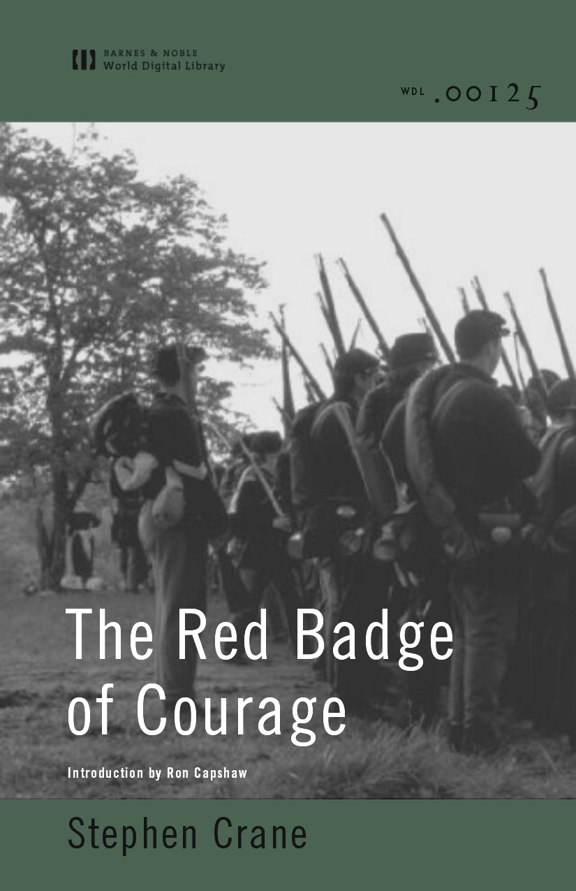 the effects of war on soldiers in stephen cranes the red badge of courage The red badge of courage by stephen crane is an anti-war novel the novel, based on the chancellorsville battles, the american civil war is a classic novel from seventeen century henry fleming, the main character, is a young man who is enlists into the army.