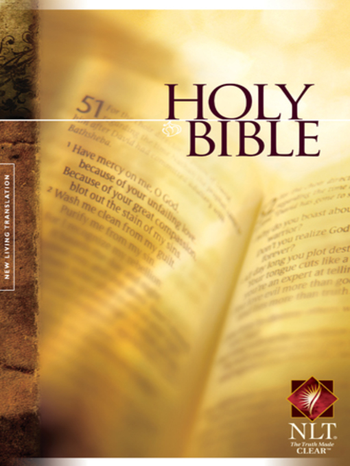 Holy Bible Text Edition NLT (eBook)