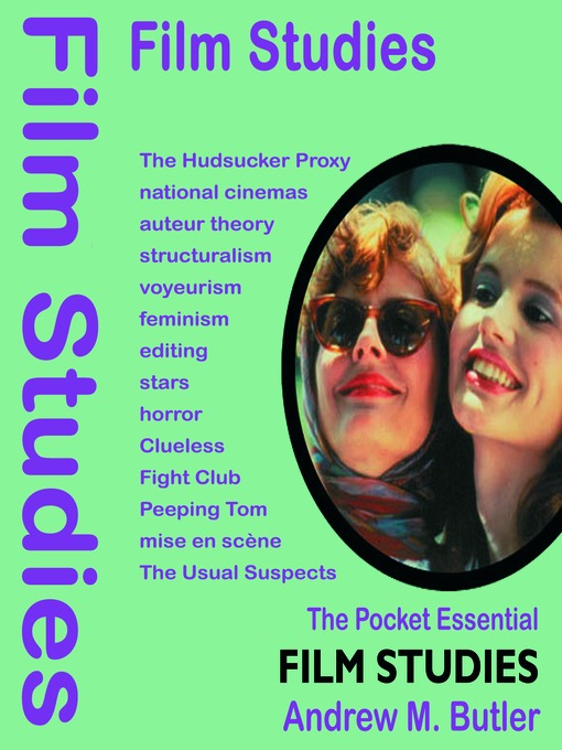 Film Studies (MP3): The Pocket Essential Guide