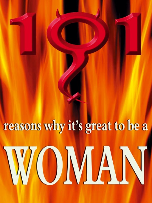 101 Reasons Why It's Great to be a Woman (MP3)