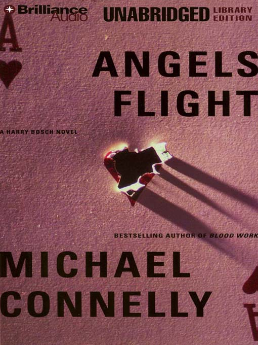 Click this cover for a(n) Audiobook sample of Angels Flight.