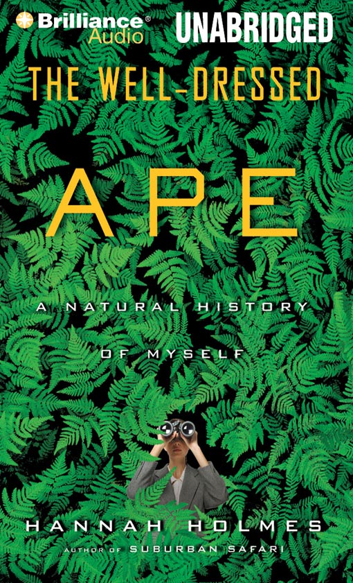Cover image for The Well-Dressed Ape