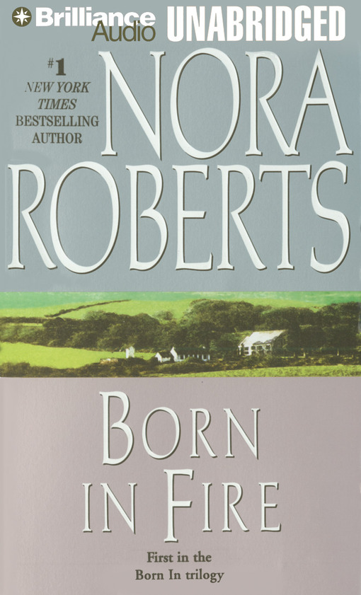 Cover image for Born in Fire