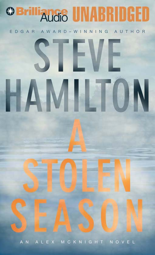 Cover image for A Stolen Season