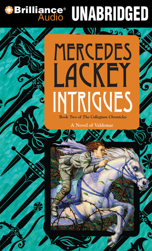 Cover image for Intrigues