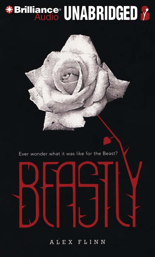 Cover image for Beastly