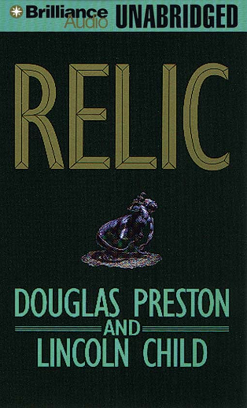 Cover image for Relic