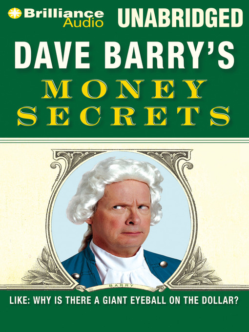 Cover image for Dave Barry's Money Secrets