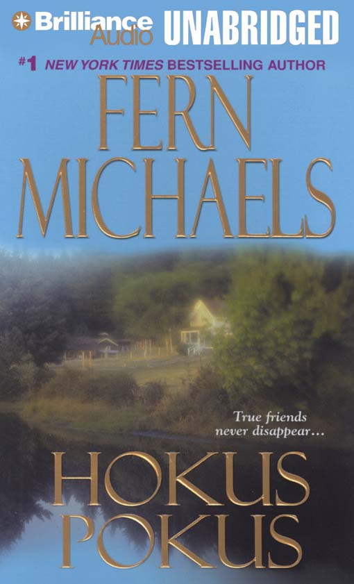 Cover image for Hokus Pokus