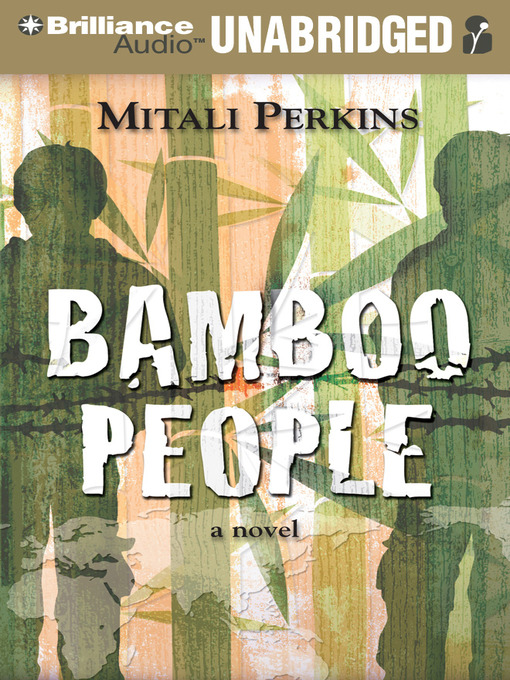 Cover image for Bamboo People