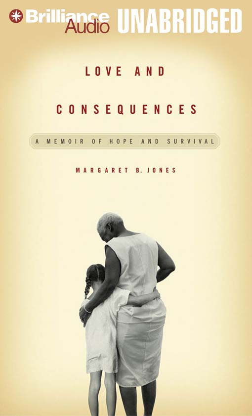 Click this cover for a(n) Audiobook sample of Love and Consequences