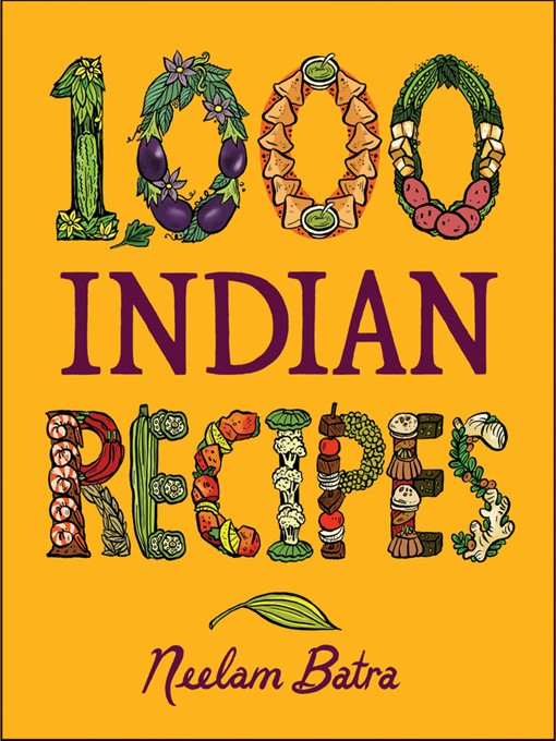 1,000 Indian Recipes (eBook)