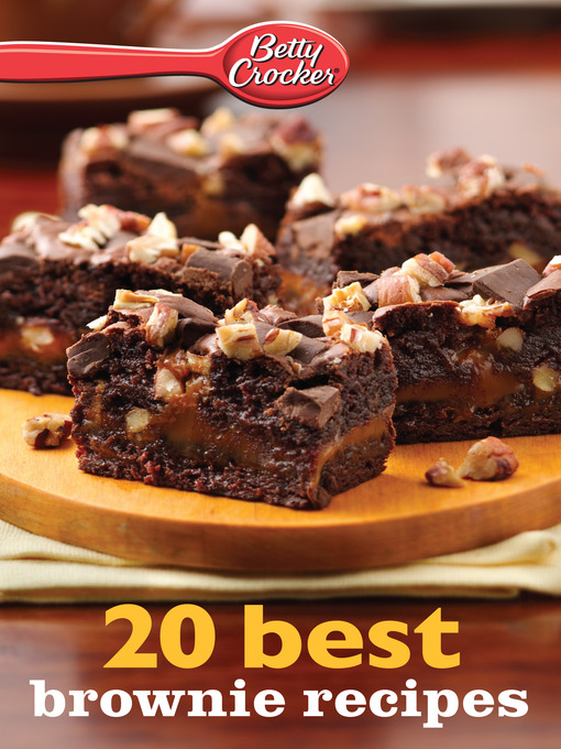 Betty Crocker 20 Best Brownie Recipes (eBook)