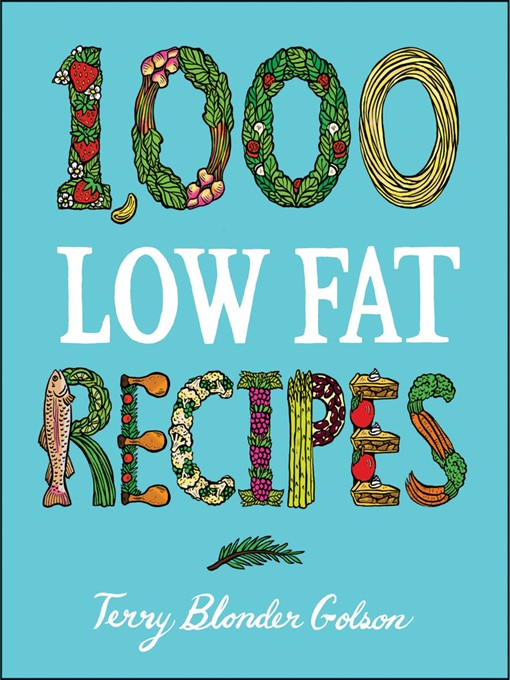 1,000 Low-Fat Recipes (eBook)