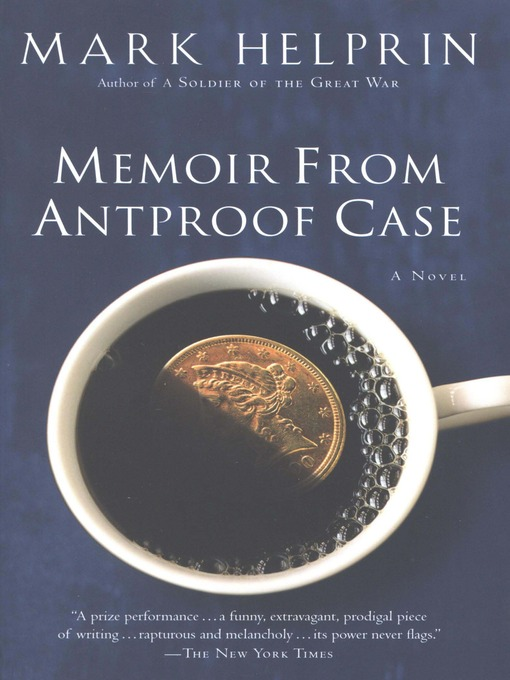 Memoir From Antproof Case (eBook)