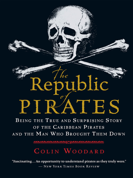 Cover image for The Republic of Pirates