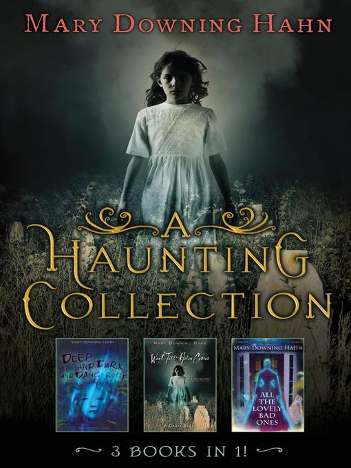 Mary Downing Hahn's Haunting Tales (eBook)