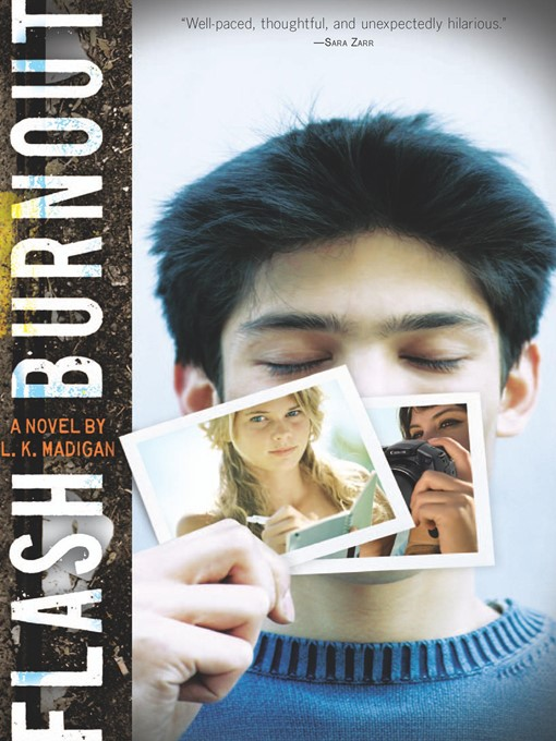 Cover image for Flash Burnout