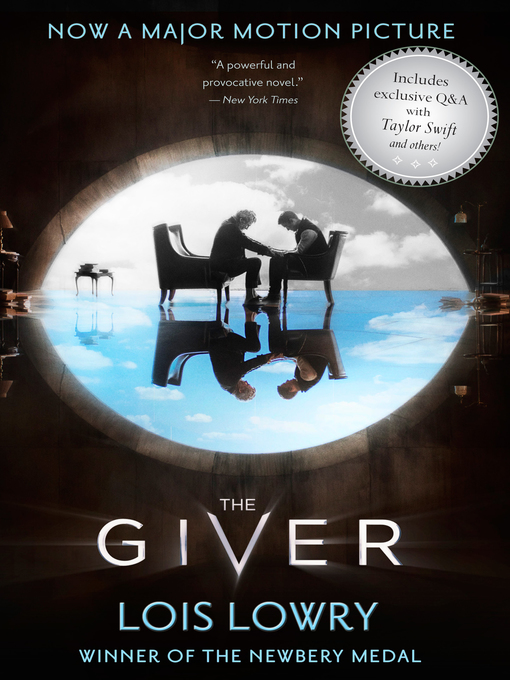 The Giver (Movie Tie-In) The Giver Quartet, Book 1
