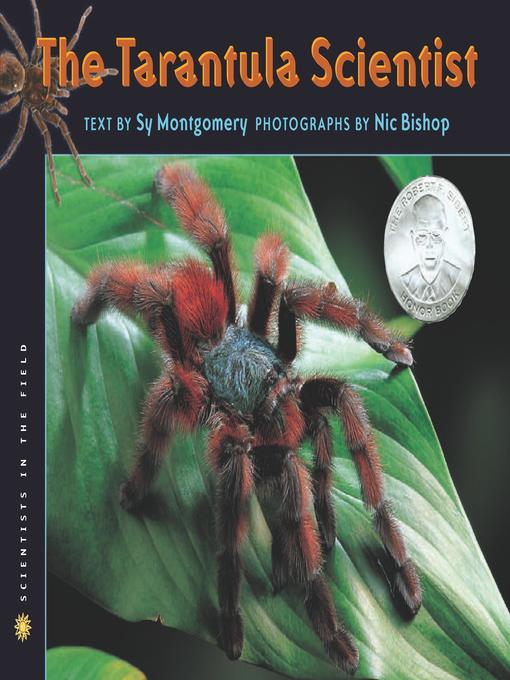 The Tarantula Scientist (eBook)