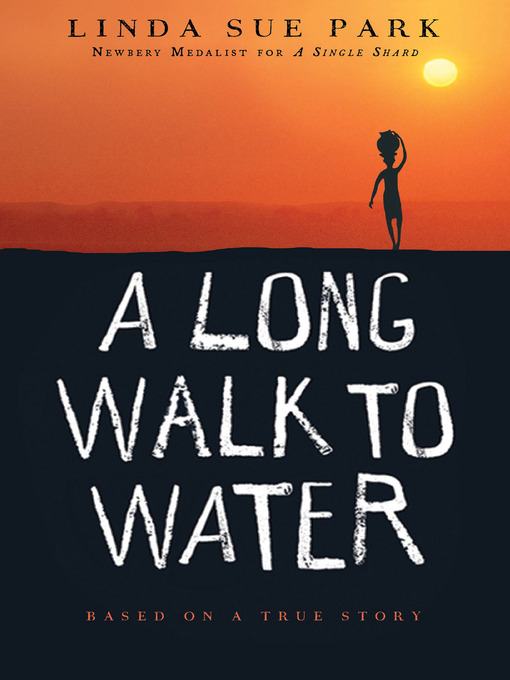 Click this cover for a n ebook sample of a long walk to water