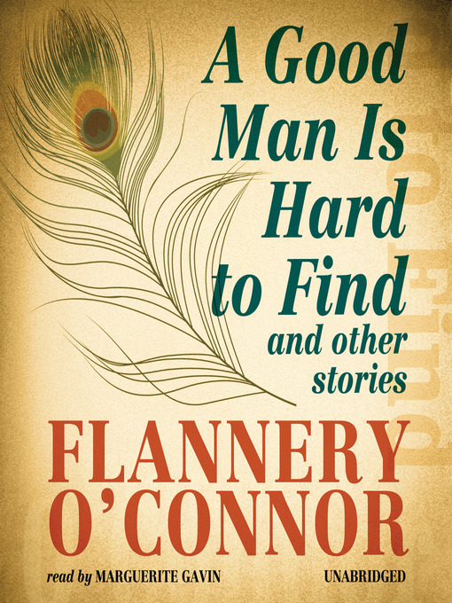 Cover image for A Good Man Is Hard to Find