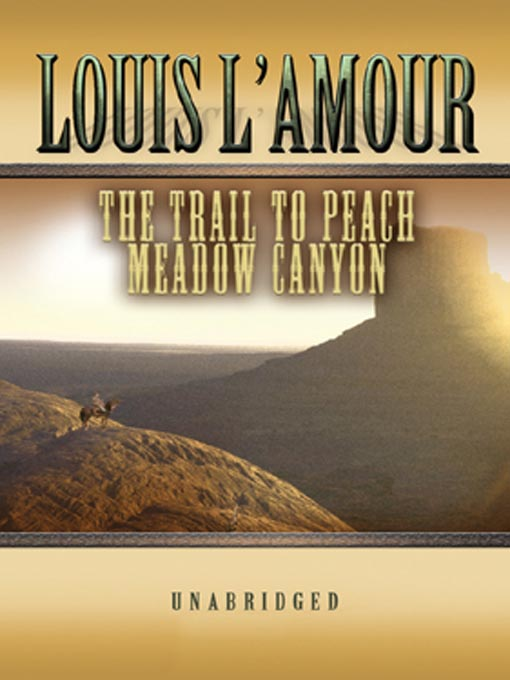 The Trail to Peach Meadow Canyon (MP3)
