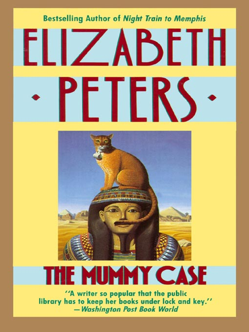 Cover image for The Mummy Case