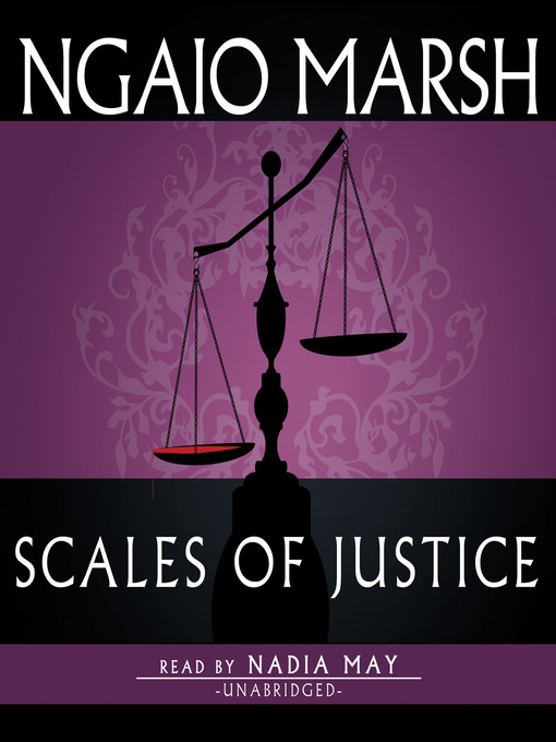 Cover image for Scales of Justice