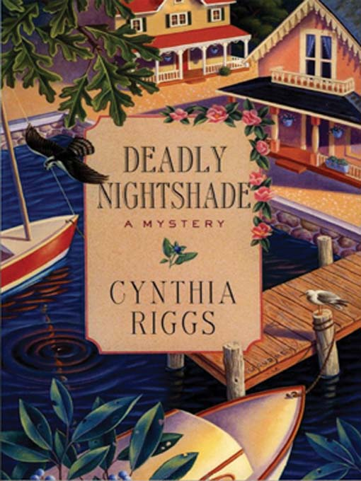 Cover image for Deadly Nightshade