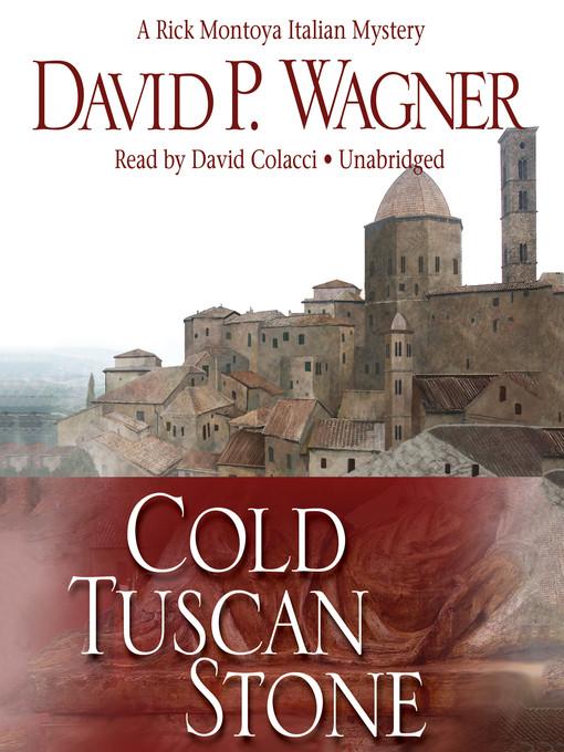 Cold Tuscan Stone (MP3): Rick Montoya Italian Mystery Series, Book 1