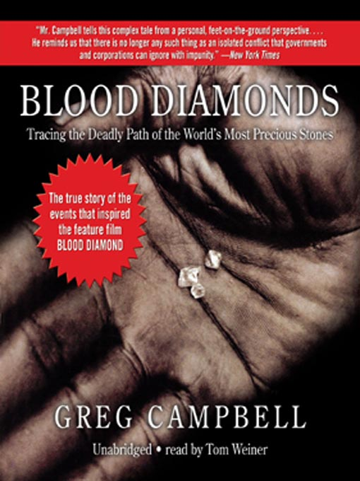 Cover image for Blood Diamonds