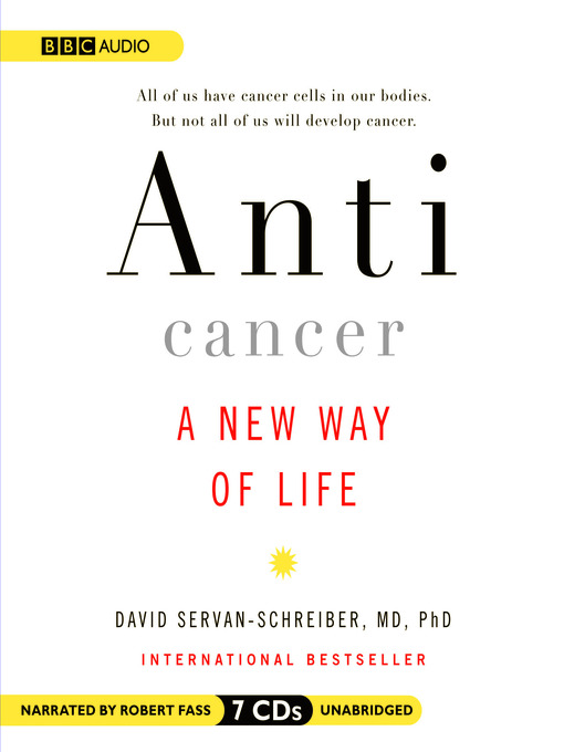 Cover image for Anticancer