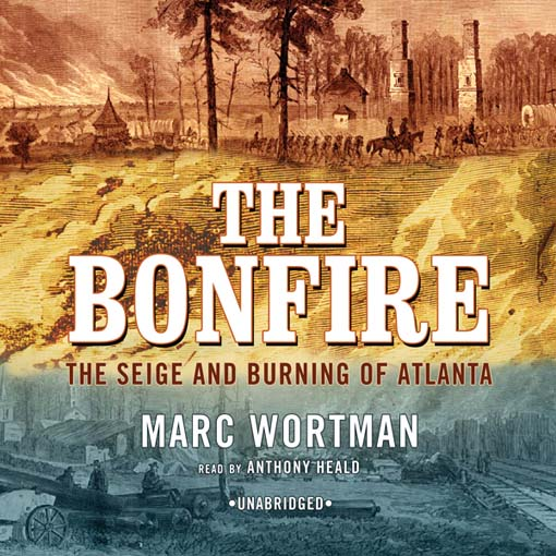 Cover image for The Bonfire