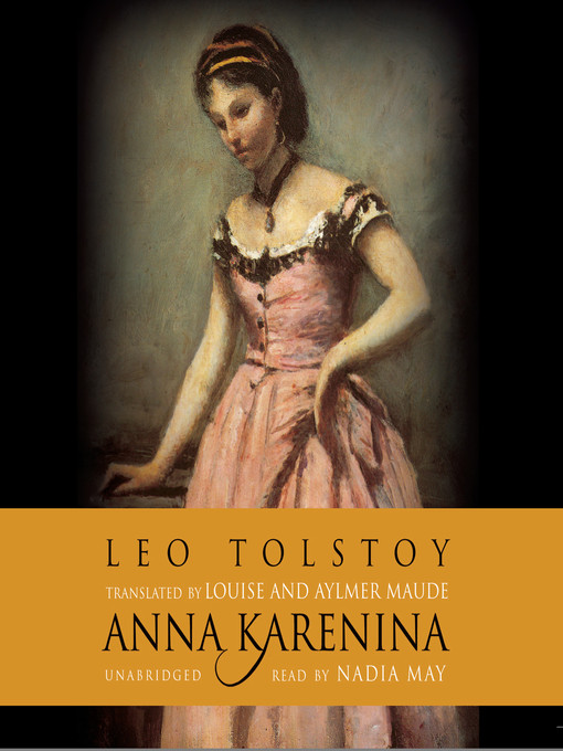 Click this cover for a(n) Audiobook sample of Anna Karenina