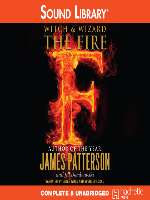 Cover image for The Fire