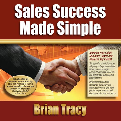 Sales Success Made Simple (MP3)