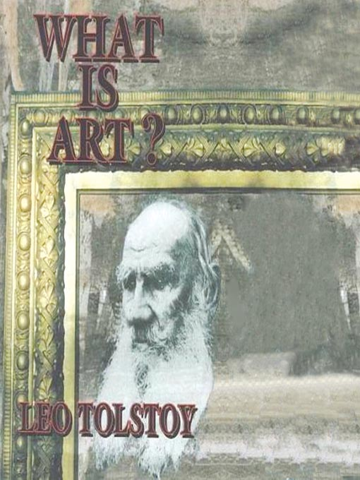 What Is Art? (MP3)