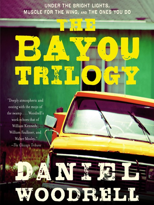 Cover image for The Bayou Trilogy